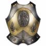 Pettorale stemma Castiglia