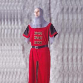 Costume Riccardo Cuor di Leone