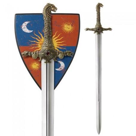 Giuramento, la spada di Brienne