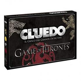 Cluedo Game of Thrones