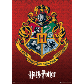 Poster in metallo di Harry Potter