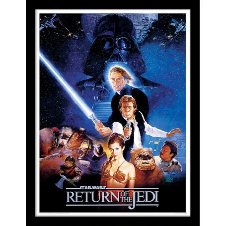 Quadro Il Ritorno dello Jedi - Star Wars
