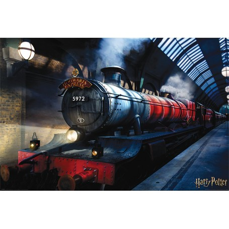 Maxi poster Treno Hogwarts