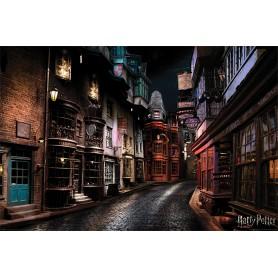 Maxi poster Diagon Alley