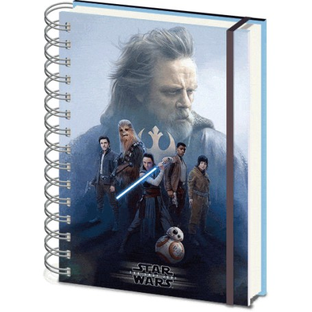 Agenda The Last Jedi - Star Wars
