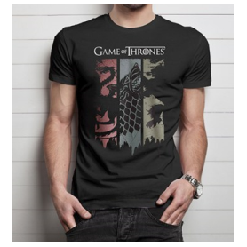 T-shirt Game of Thrones