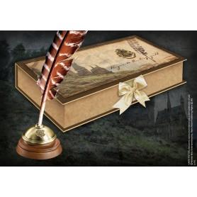 Penna con Calamaio Hogwarts