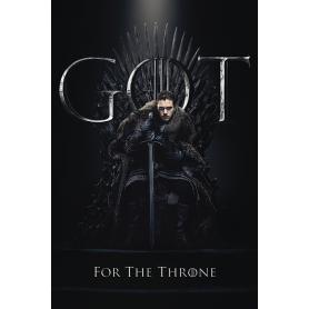 Poster Jon Snow-GOT