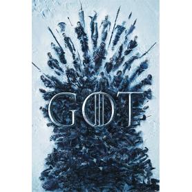 Poster Il Trono dei Morti-GOT