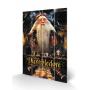 Stampa Dumbledore su legno