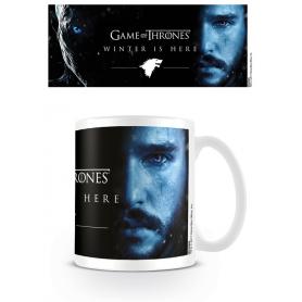 Tazza Jon Snow-GOT