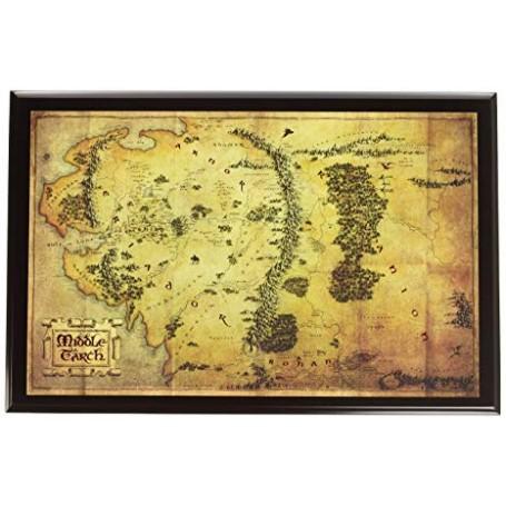 Mappa Terra di Mezzo