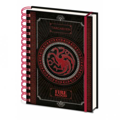 Agenda Targaryen - GOT