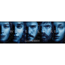Poster Winter is Here - GOT
