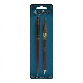 Penna Bacchetta e Matita Firebolt