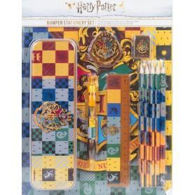 Set Pastelli e Quaderno Harry Potter