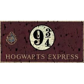 Tela Canvas Hogwarts Express