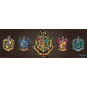 Poster Casate Harry Potter