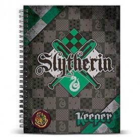 Quaderno A5 Serpeverde