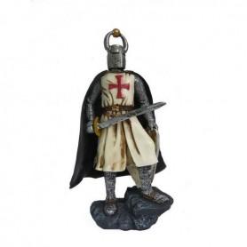 Cavaliere Templare con Spada-12 cm