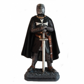 Cavaliere Ospitaliere-12 cm