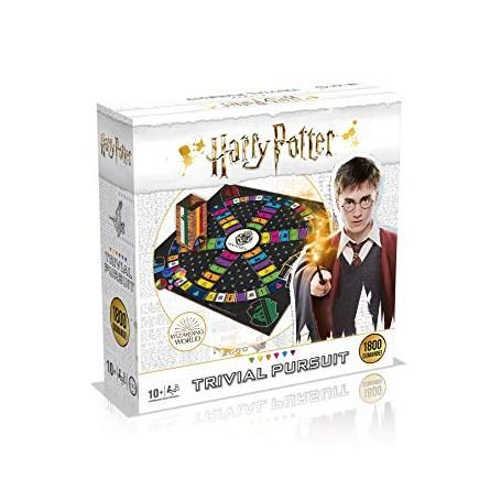 Trivial Pursuit Harry Potter 1800 domande