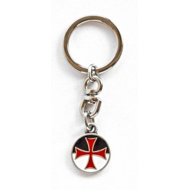Portachiavi Templare