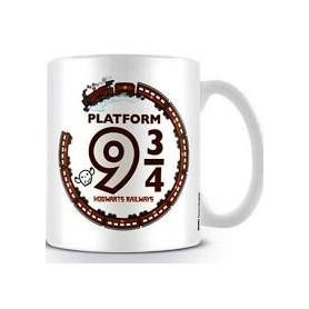 Tazza 9 3/4-Harry Potter