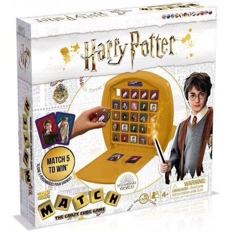 Match Harry Poter