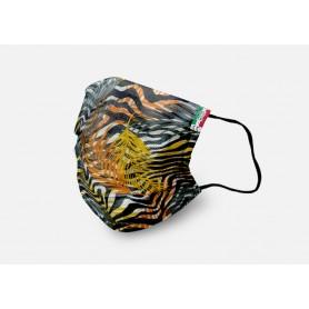 Mascherina CE tipo IIR Lavabile DM PROTECTS-Tigrata
