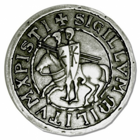 Medaglia Templare