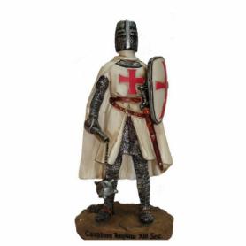 Cavaliere Templare con mazza