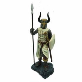 Cavaliere Crociato Bianco