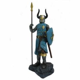 Cavaliere Crociato Azzurro