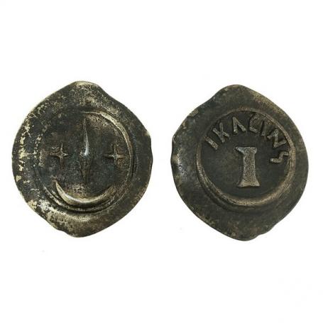 Moneta Semisse Umbro