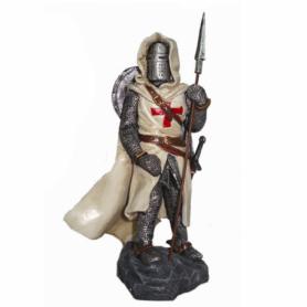 Cavaliere Templare con lancia