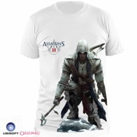 T-shirt Assassin's Creed III