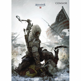 Poster Connor AC III